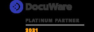 DocuWare Platin Partner Logo